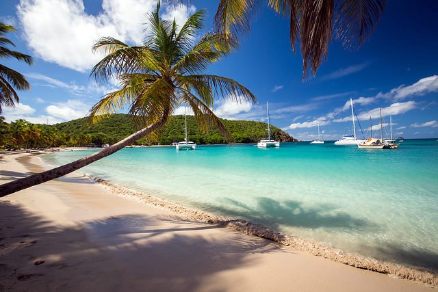 Antilles navigation