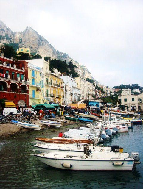 Capri ville